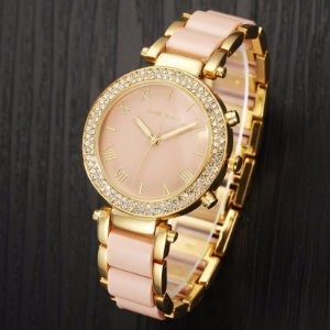 Relógio feminino Amuda Strass