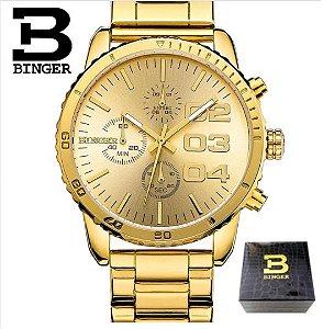 Relógio Binger 100% Funcional