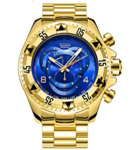 Relógio de Luxo Temeite Big Dial