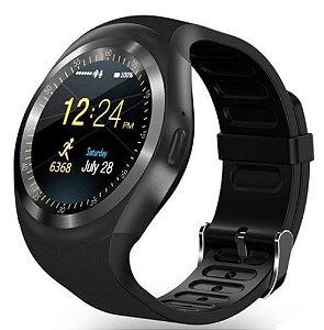 Smartwatch Relógio Eletrônico Y1