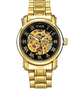 Relógio MCE Golden Skelet