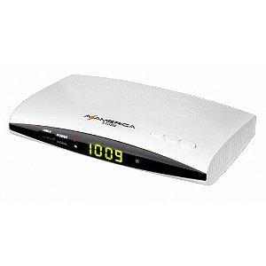 Azamerica S1009 HD/IKS/SKS/CS *ENVIO EM 72HRS*