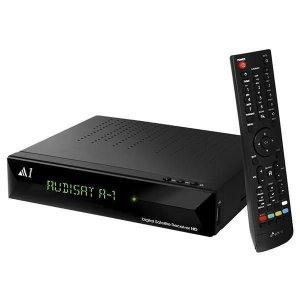 Audisat  A1 HD/IKS/SKS/CS *ENVIO EM 72HRS*