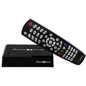 Audisat R4 Flix WIFI IPTV/IKS/SKS/CS