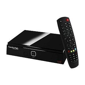 Receptor TV Digital DUOSAT TUNING UP FULL HD