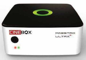 Receptor Digital TV  HD CINEBOX MAESTRO ULTRA + PLUS - (ACM)