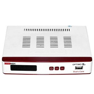 Receptor Digital TV Cinebox Optimo X2 HD Wi-Fi