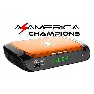 RECEPTOR AZ AMERICA CHAMPIONS 4K  ACM