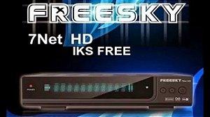 RECEPTOR FREESKY 7 NET HD - (CABO)