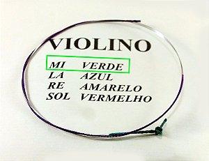 Corda Avulsa Mi - La - Ré - Sol Mauro Calixto 4/4 - Violino