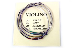 Encordoamento Violino 3/4 Mauro Calixto