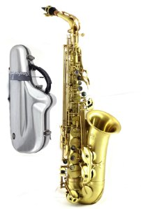 Sax Alto Profissional Konig Master Series Envelhecido