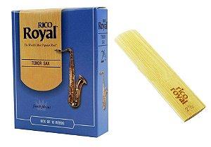 Palheta Rico Royak 2,5 - Sax Tenor Avulsa