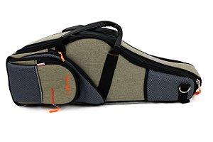 Bag Semi Case Para Sax Alto Impermeável Profissional