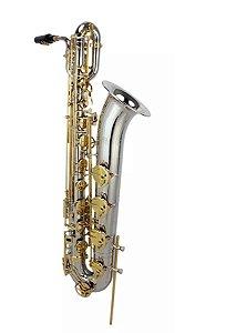 Sax Barítono Konig Classic Mib C/ La Grave Fà Agudo