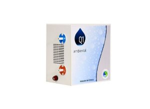 Gerador de Ozônio Para Piscina Q1 Ambiental - Home 15 (Sem Timer) - Para Piscinas de Até 15 Mil Litros