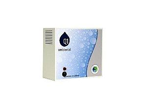 Gerador de Ozônio Para Piscina Q1 Ambiental - Home 70 (Sem Timer) - Para Piscinas de Até 70 Mil Litros