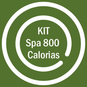 KIT SPA 800 KCAL