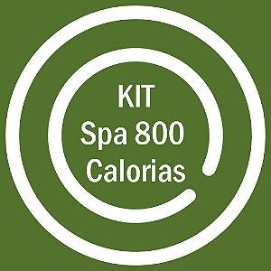 KIT SPA 800 KCAL
