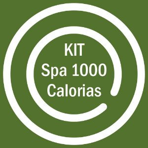 KIT SPA 1000 KCAL
