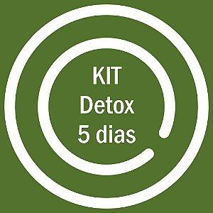 KIT DETOX 5 DIAS