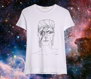 "Camisa ""Bowie"""