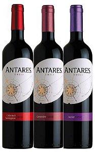 Confraria de Julho 2021: Vinícola Antares: Cabernet Sauvignon + Carmenere + Merlot