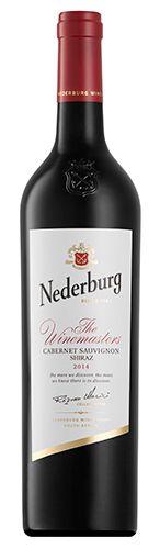 Vinho Nederburg Winemaster´s Cabernet Sauvignon e Shiraz