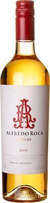 Vinho Alfredo Roca Fincas Merlot Rose