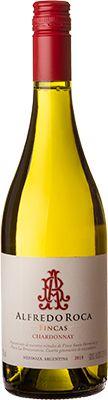 Vinho Alfredo Roca Fincas Chardonnay