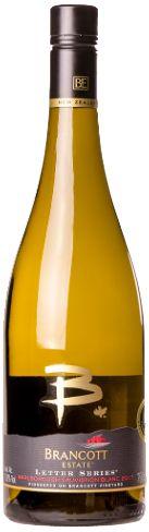 Vinho Brancott Estate Letter Series B Sauvignon Blanc