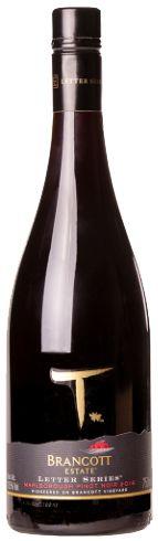 Vinho Brancott Estate Letter Series T Pinot Noir