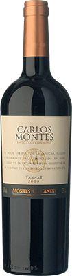 Vinho Carlos Montes Tannat Crianza