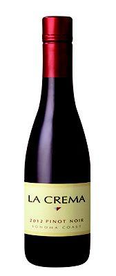 La Crema Sonoma Coast Pinot Noir de 375 ml