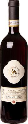 Vinho Brunello Di Montalcino Gualto Camigliano