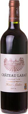 Vinho Chateau Labat Grand Vin de Bordeaux Cru Bourgeois Tinto