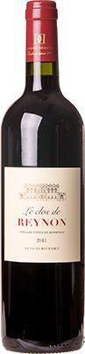 Vinho Le Clos de Reynon Denis Dubourdieu