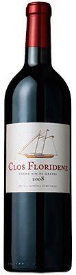 Vinho Clos Floridene Graves Rouge Denis Dubourdieu