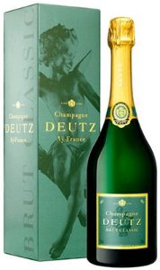 Champagne Deutz Brut Classic de 375ml
