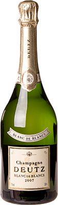 Champagne Deutz Blanc de Blancs Brut
