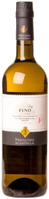 Vinho Jerez Fino Classic Dry Sherry Fernando de Castilla
