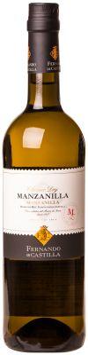 Vinho Jerez Manzanilla Classic Dry Fernando de Castilla