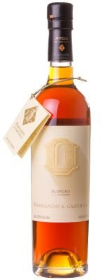 Vinho Jerez Antique Oloroso de 500 ml Fernando de Castilla