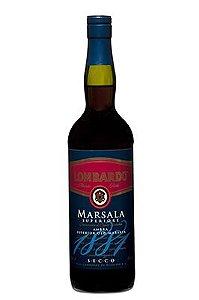 Vinho Lombardo Marsala Superiore Ambra Seco