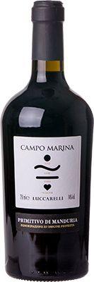 Vinho Luccarelli Campo Marina Primitivo di Manduria