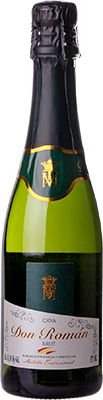 Espumante Cava Don Roman Brut de 375ml