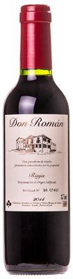 Vinho Marquês de Tomares Don Román Tinto 375ml