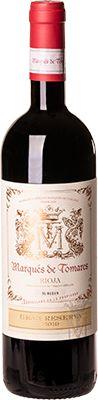Vinho Marquês de Tomares Gran Reserva Tinto