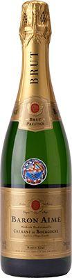 Crémant de Bourgogne Brut Blanc Baron Aîmé