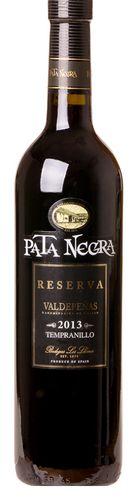 Vinho Pata Negra Reserva Tempranillo
